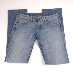 7 for all mankind Jeans Size 27 Dojo Straight